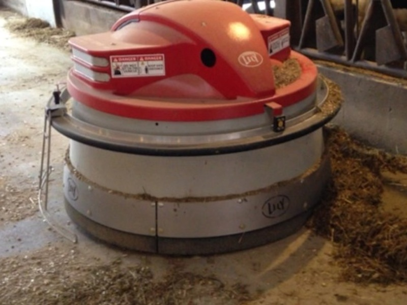 Lely Juno Feed Pusher